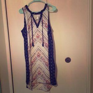 Adorable Printed Dress